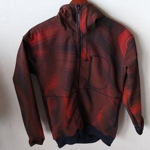 ⚡HOST PICK⚡Native print shell jacket